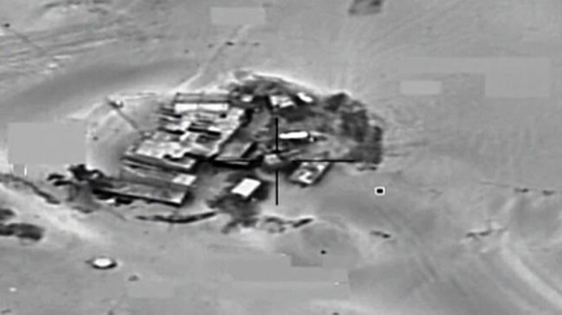 طائرات التحالف تشن غارات على مواقع في صعدة