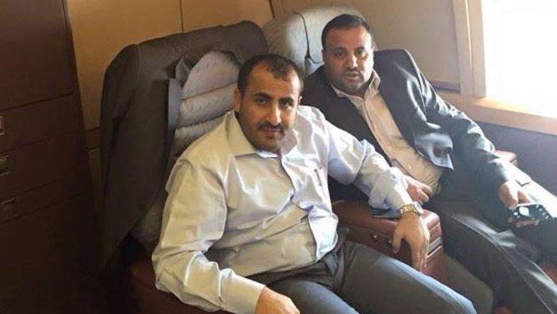 صالح الصماد ومحمد عبدالسلام