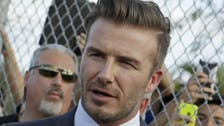 Beckham and University of Miami discuss stadium partnership