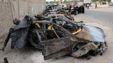 Eight bomb blasts rock Iraq's Diyala province