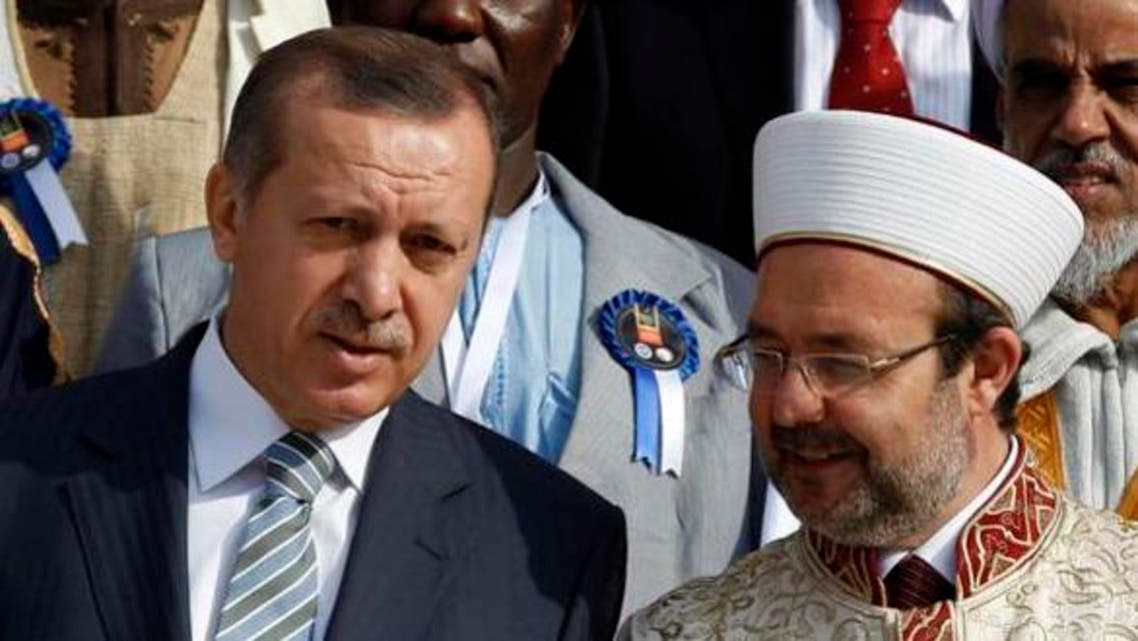 Turkish President Recep Tayyip Erdogan said his government would deliver a new luxury car to, Mehmet Görmez Reuters -