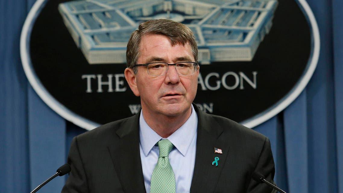 أشتون كارتر وزير الدفاع الأميركي