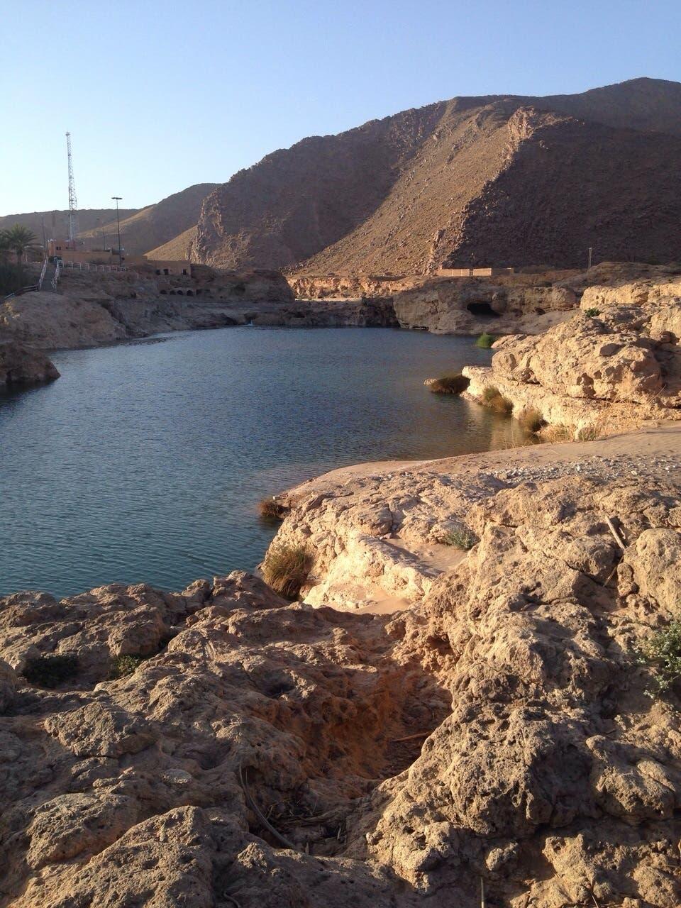 مشهد من مدينة طاطا المغربية