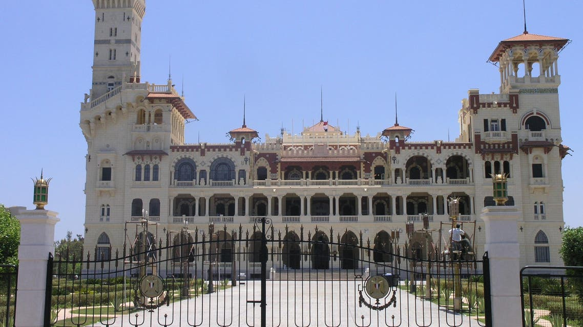 A view of Montazah Palace (Photo courtesy of Wikimedia Commons)