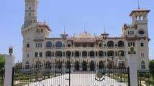 Secret crypt found under Alexandria palace garden