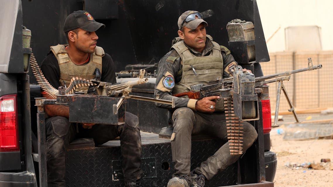 عناصر تابعة للقوات العراقية 3