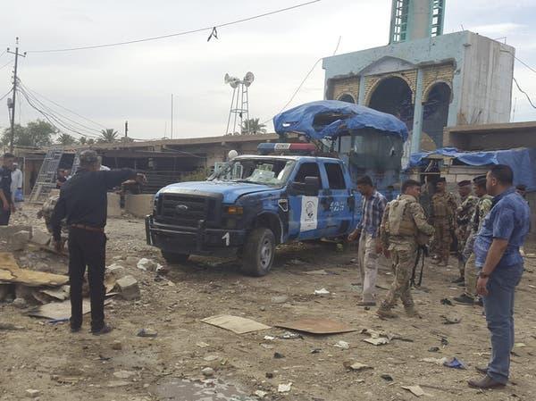العراق.. 8 تفجيرات تستهدف القوى الأمنية في ديالى