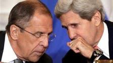 كيري يطالب بالالتزام بوقف إطلاق النار في أوكرانيا