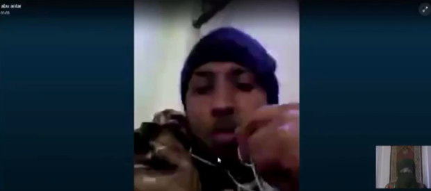 ISIS militant skype daily mail