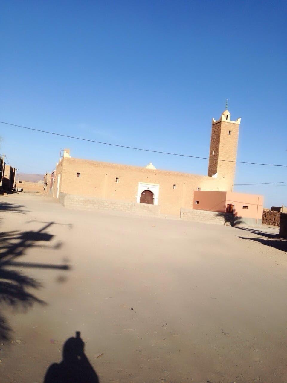 مسجد مدينة طاطا المغربية