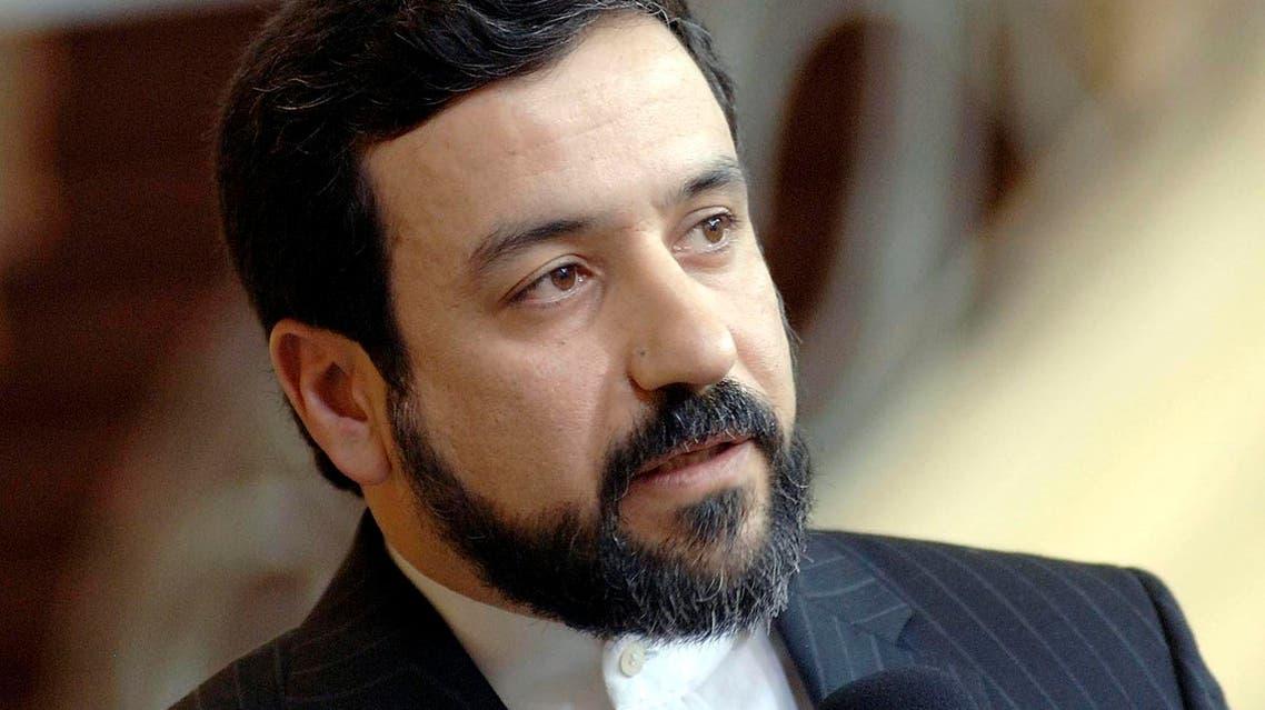 Abbas Araghchi AP