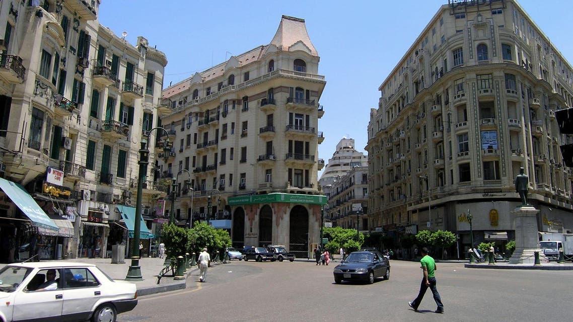 وسط القاهرة