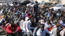 Unable to halt Europe-bound migrants, Tripoli demands help