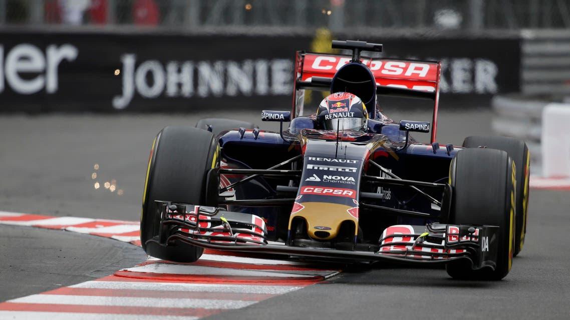 Grand Prix starts in Monaco