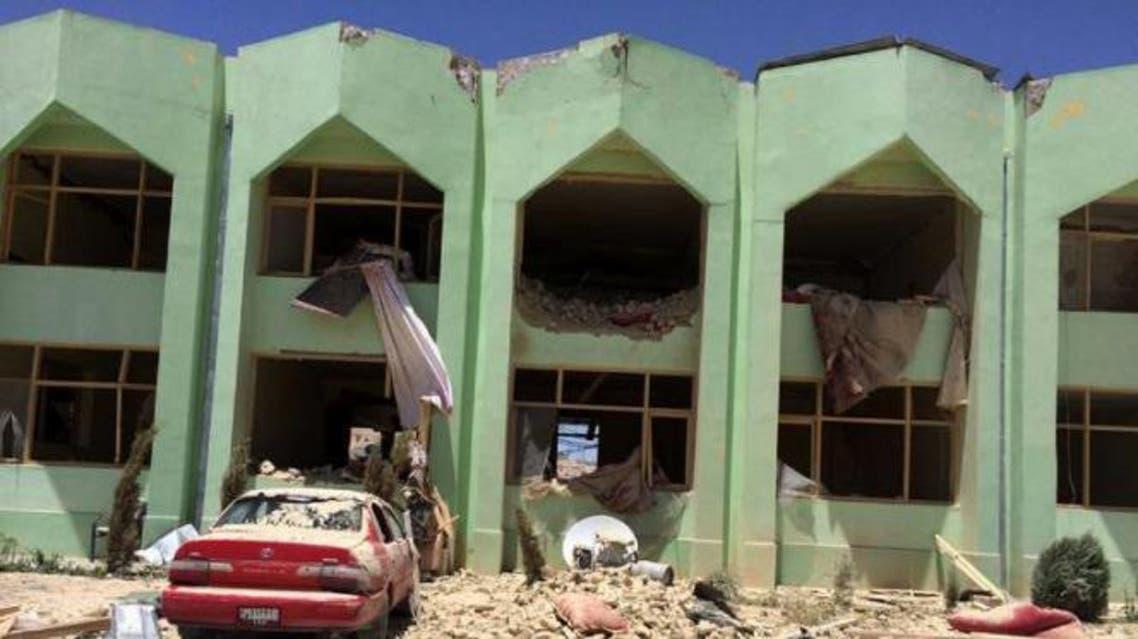 إنفجار-أفغانستان