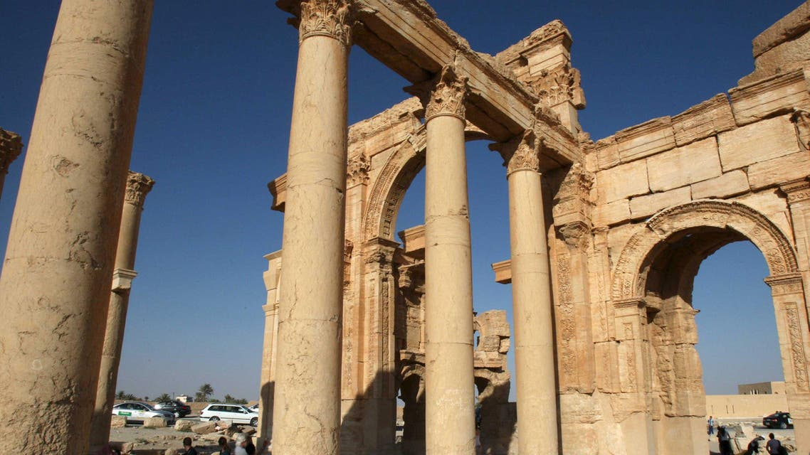 Militants executed at least 217 people, including civilians, in and around the ancient Syrian city of Palmyra in the last nine days. (File: Reuters)