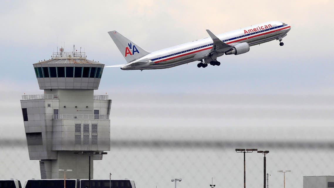 American Airlines Boeing 767 takes off from Miami International Airport. (File: AP)