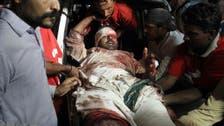 Son of Pakistan's president escapes bomb attack