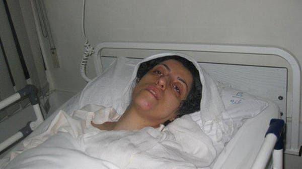 تدهور حالة الناشطة نرجس محمدي المعتقلة بسجن إيفين