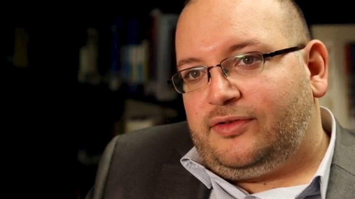 Washington Post reporter Jason Rezaian speaks in the newspaper's offices in Washington, DC in a November 6, 2013 file photo provided by The Washington Post. Rezaian went on trial on espionage charges behind closed doors in Tehran on May 26, 2015, 10 months after he was arrested at his home and imprisoned, Iran's semi-official Tasnim news agency reported. REUTERS/Zoeann Murphy/The Washington Post/Handout via Reuters ATTENTION EDITORS - THIS IMAGE HAS BEEN SUPPLIED BY A THIRD PARTY. IT IS DISTRIBUTED, EXACTLY AS RECEIVED BY REUTERS, AS A SERVICE TO CLIENTS. FOR EDITORIAL USE ONLY. NOT FOR SALE FOR MARKETING OR ADVERTISING CAMPAIGNS. NO ARCHIVES. NO SALES