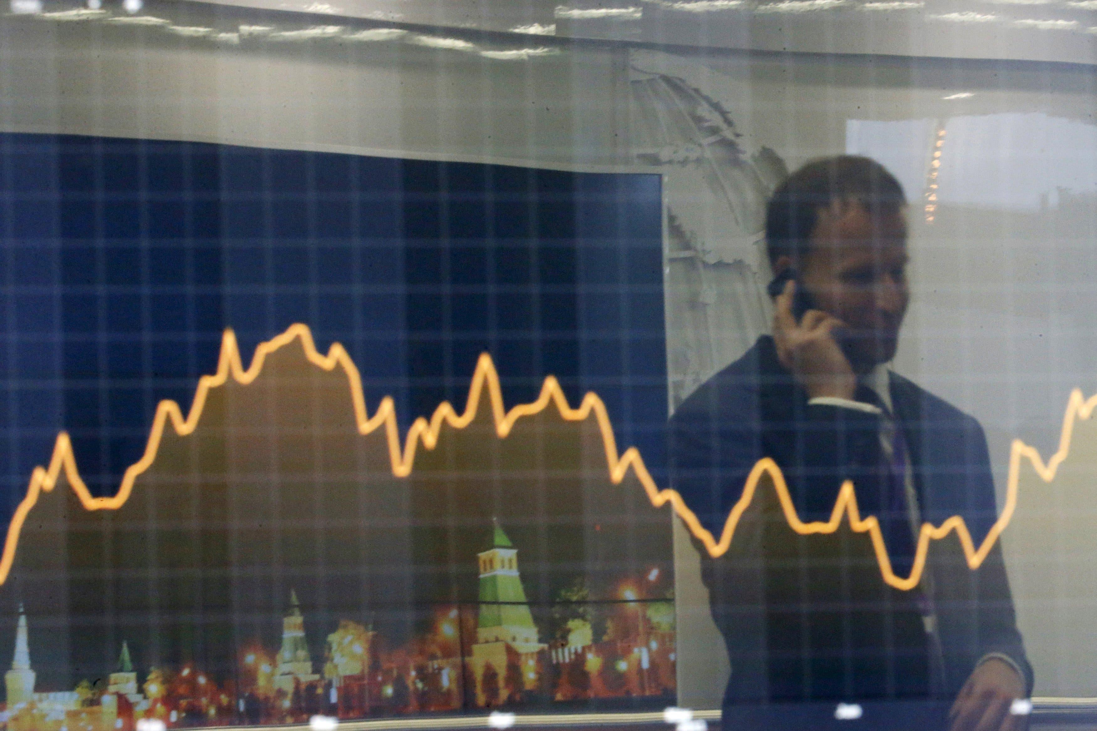 صورة تعبيرية عن التذبذبات التي خلفها وباء كورونا على الاقتصاد العالمي