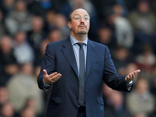 نيوكاسل يعلن رحيل مدربه الإسباني بينيتيز