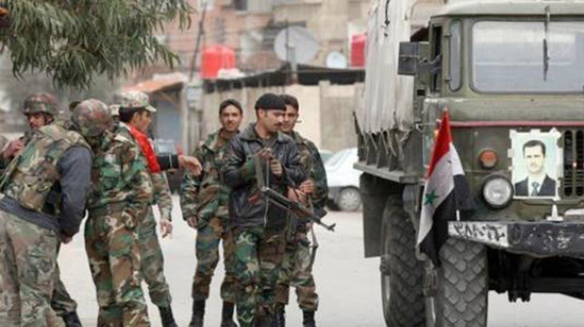 تزوير دفاتر التجنيد للهروب من جيش الأسد