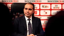 Prince Ali says FIFA arrests a 'sad day' for football