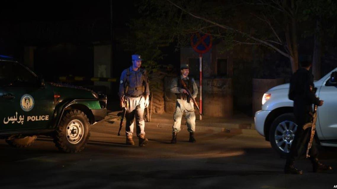 حمله به هتل هیتال کابل