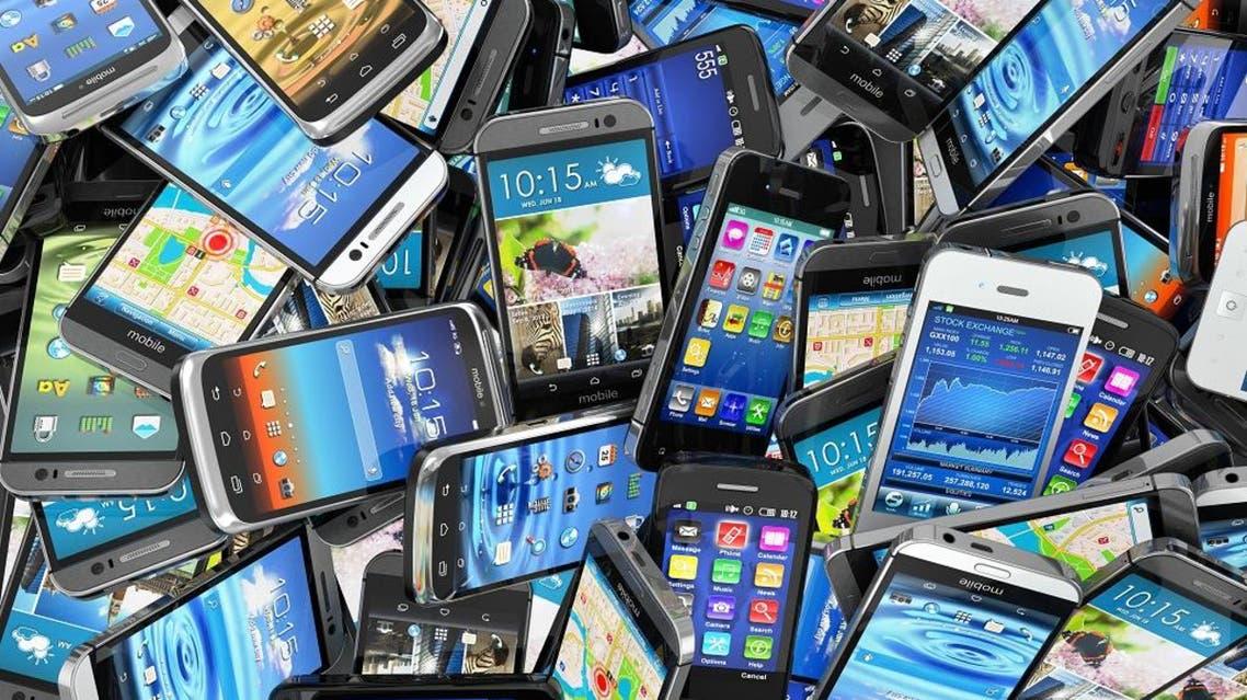phones shutterstock