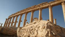 ISIS militants plant mines and bombs in Palmyra