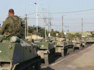 لأول مرة روسيا توافق على تسليح مراقبين أجانب بأوكرانيا
