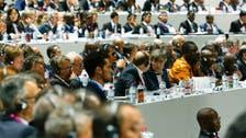 إنذار بوجود قنبلة في مؤتمر فيفا