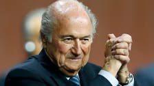 Amid scandal, Blatter reelected as FIFA chief
