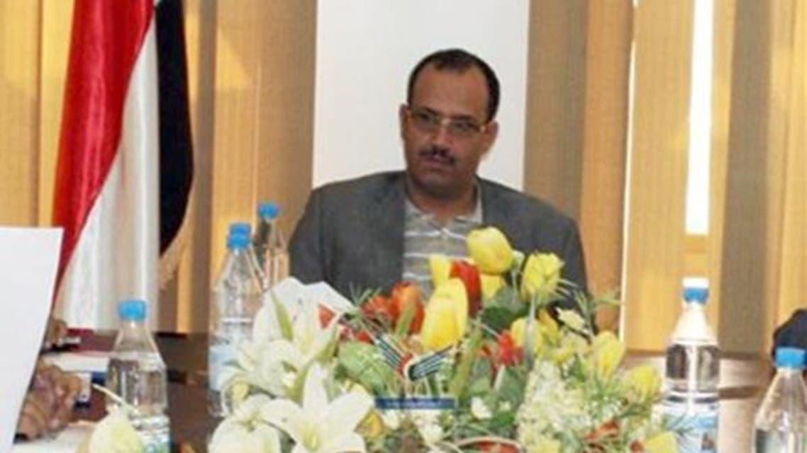 محافظ صنعاء السابق عبدالغني حفظ الله جميل