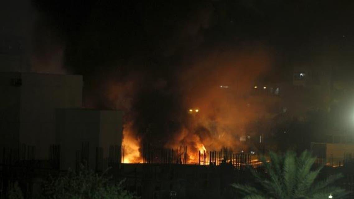 فنادق بغداد تفجير داعش