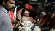 Officials: Gunmen hijack buses in Pakistan, kill 19