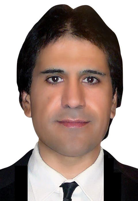 Dr. Majid Rafizadeh new picture