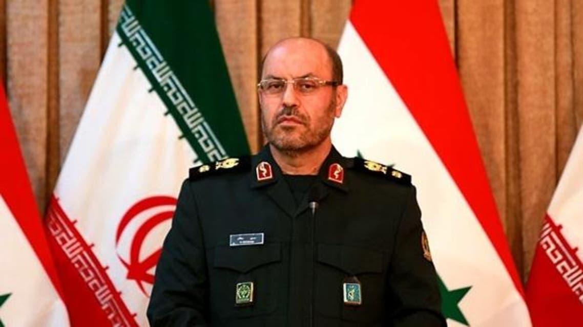 وزير الدفاع الايراني حسين دهقان