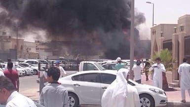 4 قتلى بعد إحباط عملية انتحارية أمام مسجد شرق السعودية