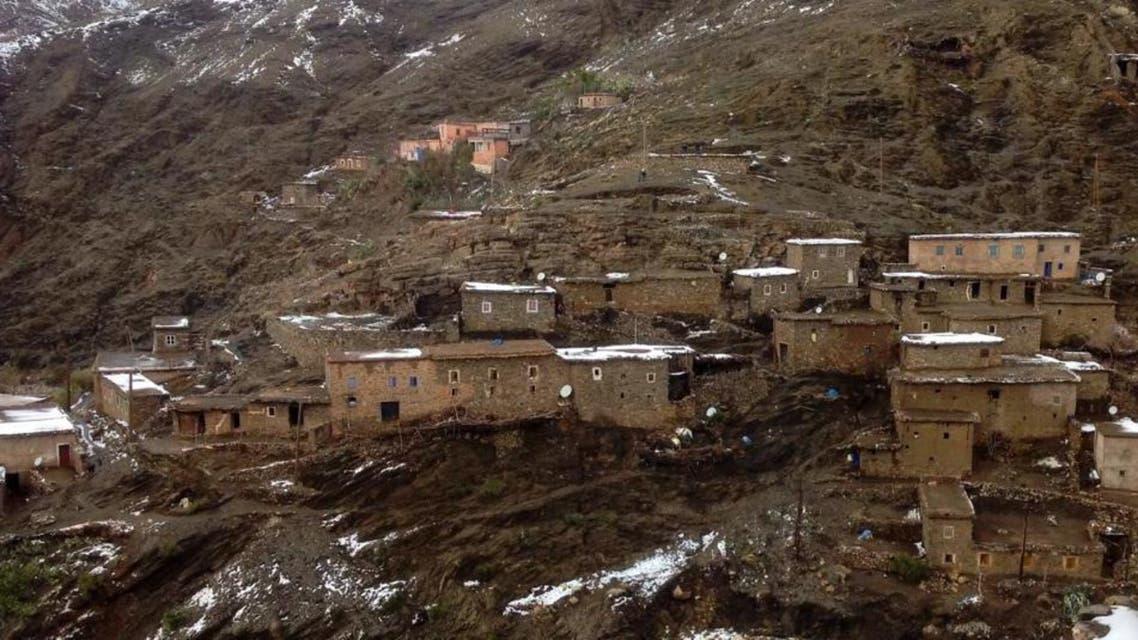 المناطق الجبلية في المغرب