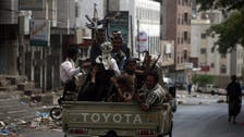 المقاومة اليمنية تقبض على 80 متمرداً في تعز