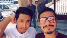 Two Saudis lauded as heroes for stopping ISIS bomber from entering mosque
