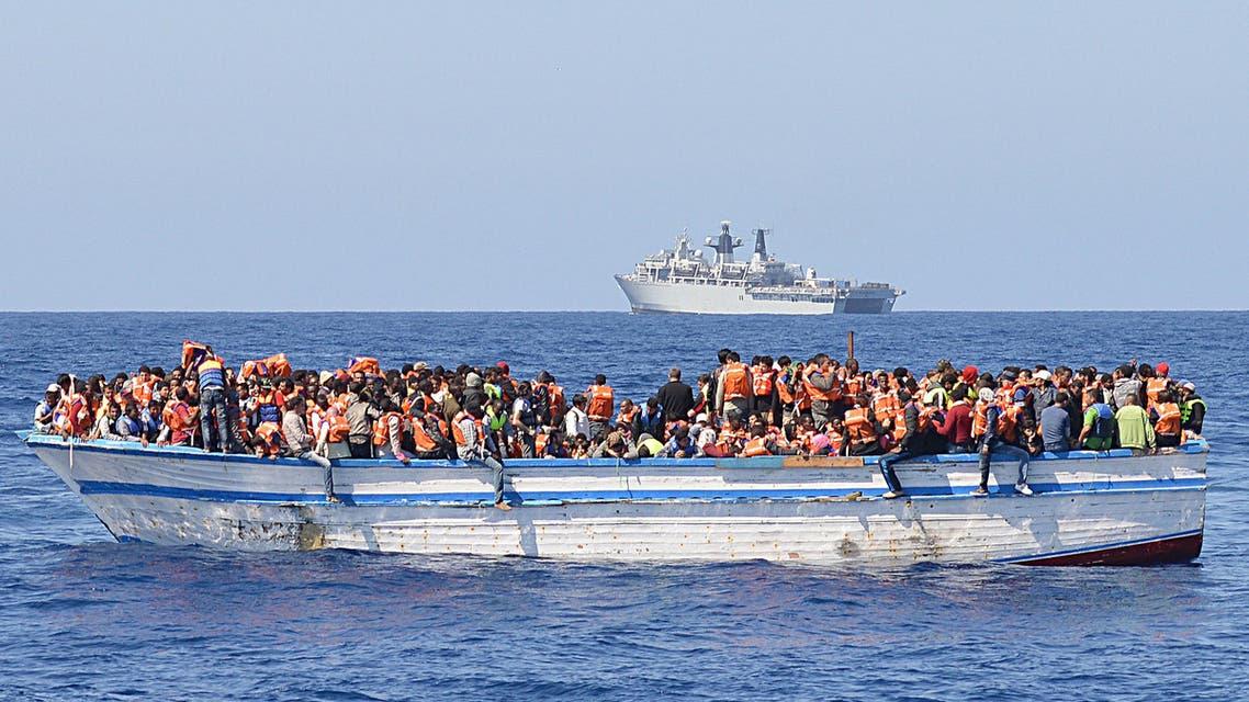 هجرة غير شرعية - البحر المتوسط 3