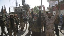 Insurgents advance in areas around captured Syrian town