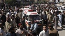 Gunmen kill 22 bus passengers in Pakistan attack
