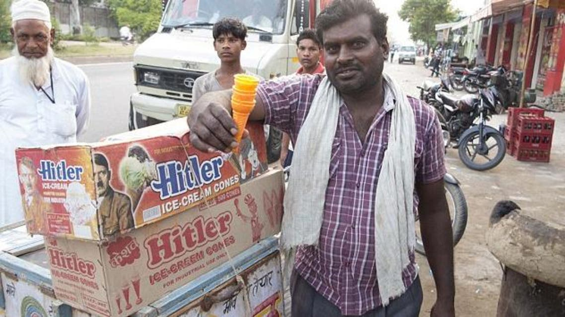 Germans are outraged by the frozen treat named after the notorious dictator yet it India