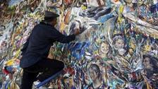 Turkish mural helps keep park protest spirit alive