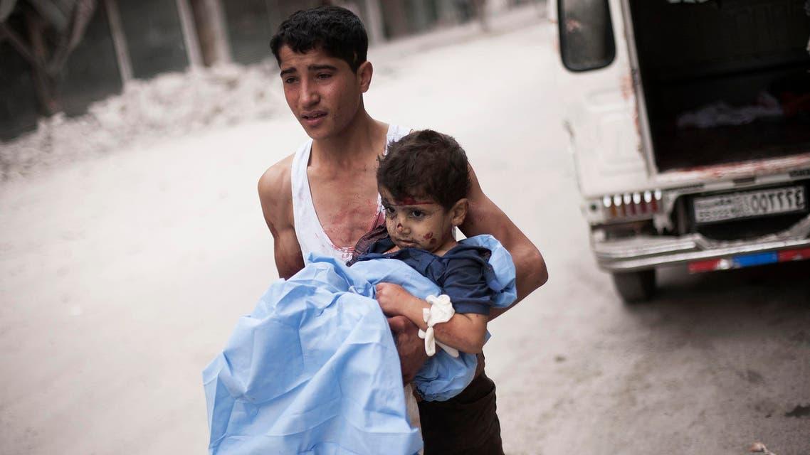 Aleppo - AP