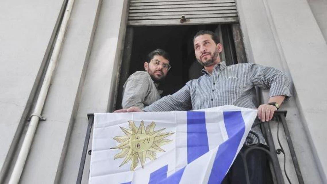 Omar Abdelahdi Faraj, of Syria, and Adel bin Muhammad El Ouerghi, of Tunisia, were detained in 2002 for alleged ties to al-Qaeda. (AP)
